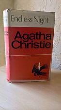 Endless Night, Agatha Christie, The Crime Club 1968 [1st Edition/2nd Impression]