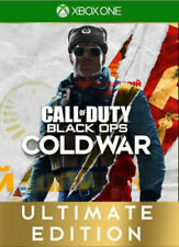Call Of Duty: Cold War ULTIMATE EDITION Xbox One PREVENDITA (leggi descrizione🔥