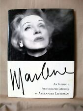 MARLENE, An Intimate Photographic Memoir; Alexander Liberman; 1st Edition [1992]