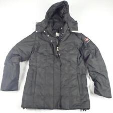 Bogner Ski Jacket Size M Black Mens  Fire + Ice  Winter Coat Hood Duck Down