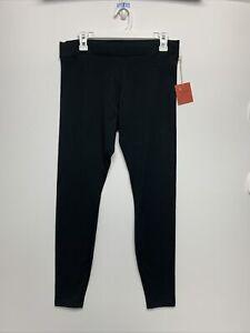 Mossimo Supply Co. Leggings Black Size XL Cotton spandex Sweatpants