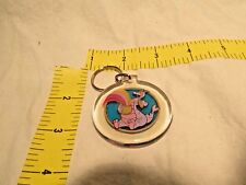 Vintage Walt Disney World Epcot Center 1982 Figment Acrylic Keychain