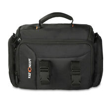 K&F Concept DSLR SLR Camera Case Bag Backpack for Canon Nikon Sony Olympus