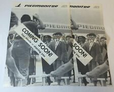 September 1979 PIEDMONT AIRLINES Piedmonitor newspaper ~ two copies
