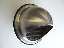 Wetterschutzgitter aus Edelstahl Lüftung NW 200 mm für Zuluft und Abluft