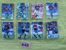 1995/96 Merlin Ultimate Premier League Aston Villa x 8 Football Cards