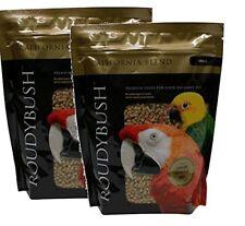 Roudybush California Blend Bird Food, Small, 44-Ounce (2 Pack)