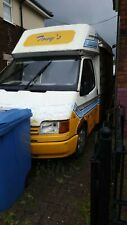 More details for ice cream van 1988 ford transit 70k miles on clock project needs mot