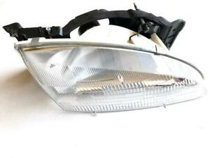 DEPO Fits: 1996-1998 Hyundai Elantra Right Passenger Side Headlight HY2503112
