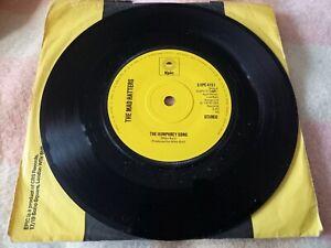 "MAD HATTERS Humphrey Song 7"" VINYL UK Epic 1976 single - VG"