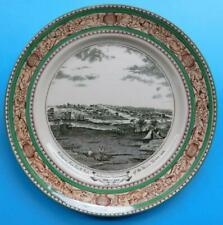 CP4 ADAMS China Melbourne Centenary Commemorative 1934 Cabinet Souvenir Plate
