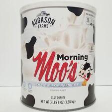 Augason Farms Freeze Dried Food Morning Moo #10 Can
