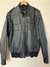 Ben Sherman - Genuine Leather Mens Jacket size M