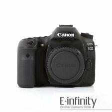 NEW Canon EOS 80D Digital SLR Camera Body