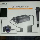 Comica LinkFlex-AD1 XLR Interface Preamp Audio Adapter for Camera & Smartphone