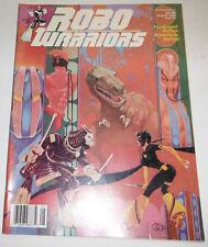 Robo Warriors Magazine Kansas The Altered State August 1988 081914R