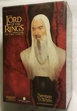 New listing The Lord Of The Rings: Saruman The White; Sideshow Wetal Collectible #1483/3000