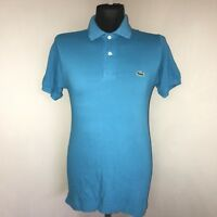 Lacoste Polo Shirt Size 2 Sky Blue Lacoste Polo Size XS