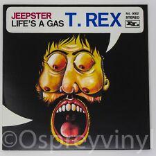 "T.Rex Marc Bolan Jeepster Brand New 7"" vinyl single Rare sleeve"