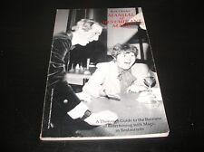 Manual of Restaurant Magic - Kirk Charles Magic Book