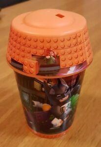 Batman Lego Cup with Lid