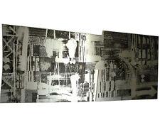 Np2 Patuzzi Nerone Garonetti Torino 1975 great wall panel zinc very rare