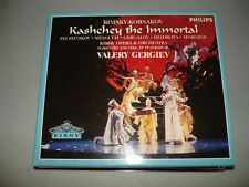 Rimsky-Korsakov: Kashcey the Immortal (CD, 1999, Philips) Like New