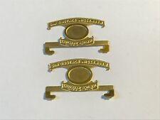 WRENN Etched model railway Name Plates MISSENDEN