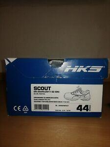 "Sicherheitsschuhe HKS ""Scout"" Gr. 44"