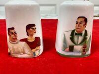 Howya Head Salt & Pepper Shaker by artist Graham Knuttel Raglan Road Brand **Fun