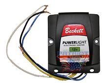 BECKETT POWERLIGHT 5218309U ELECTRONIC IGNITER ADC/SDC REPLACES 7435U 12 VDC