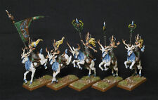 Wood Elves Warhammer Fantasy Chaos Fully Assembled & Painted