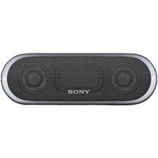 SONY SRS-XB 20 Schwarz Bluetooth Lautsprecher