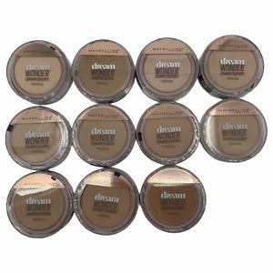 Maybelline Dream Wonder Pressed Powder Foundation - Choose Your Shade 0.19 oz