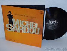 MICHEL SARDOU Enregistrement Public A L'Olympia 1971 NM! LP Philips 6325 005