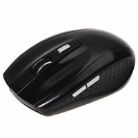 1X(2.4G USB Receiver Wireless Optical Mouse Mice For PC Laptop HP Dell Tosh S3K5