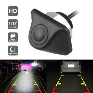 Waterproof 170° HD Car Reverse Backup Night Vision Camera Rear View Parking Cam