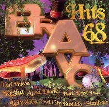 Bravo Hits 68 (2010) Ke$ha, Keri Hilson, Lady Gaga, Black Eyed Peas, Ri.. [2 CD]