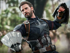 Captain America Sixth Scale Figure by Hot Toys Avengers: Infinity War - Movie Ma