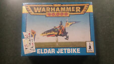 Eldar Jetbike OOP Box Sealed Warhammer 40K Games workshop