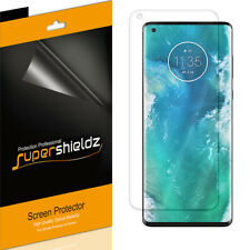 2X Supershieldz Clear Full Cover Screen Protector for Motorola Edge Plus