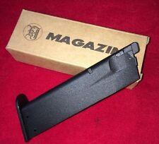 Sig Sauer P226 E2 Gas 26 Round Rd Full Metal Airsoft Magazine Mag KJ Works 69201