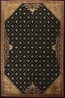 Excellent Geometric Nepal Tibetan Oriental Hand-knotted Large Area Rug 10'x14'