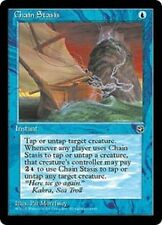 MTG Magic - Terres Natales  - Chain Stasis -  Rare VO