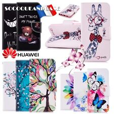 Etui Coque housse XLCOLORS  PU Leather Wallet Case Cover pour gamme HUAWEI (All)