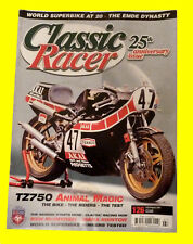 Classic Racer Magazine - Jul/Aug 2007 - 25th Anniversary Issue