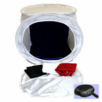 "Soft Box 20"" Photography Cube Shooting Tent Photo Softbox Lighting Tent Studio"