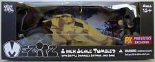 TUMBLER with BATMAN & BANE DC Dark Knight Rises Mezitz Vehicle & Figures 2012