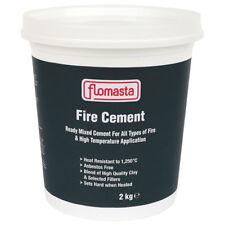 Flomasta Refractory Cement 2kg