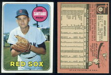 (32354) 1969 Topps 21 Jose Santiago Red Sox-EX